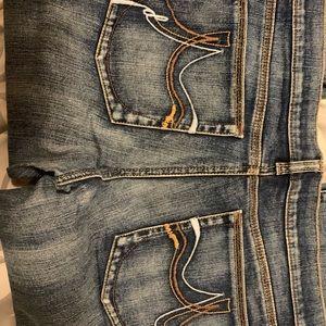 DKNY Bootcut Jeans 13